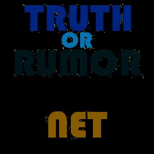 Truth Or Rumor Net